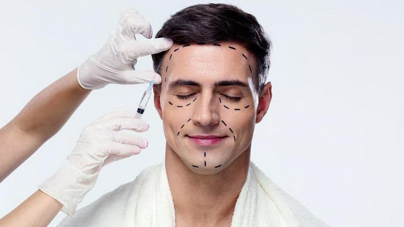 הסרת שיער בלייזר לגברים